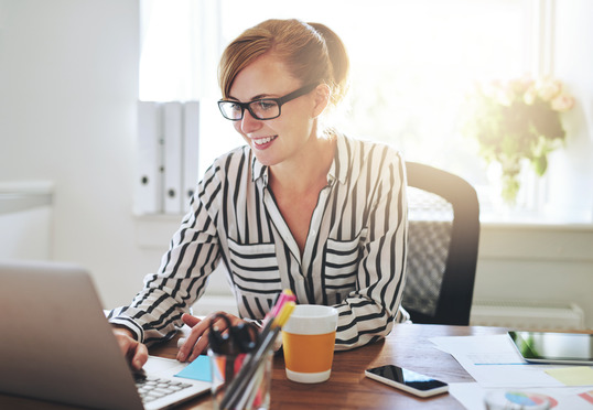 Female entrepreneur
